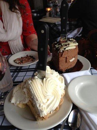 petite desserts picture of gibsons bar steakhouse chicago tripadvisor. Black Bedroom Furniture Sets. Home Design Ideas