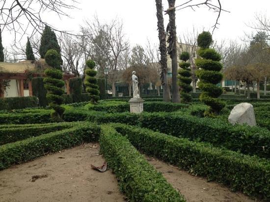 Giardini reali foto di royal gardens jardines del real - Giardini fantastici ...