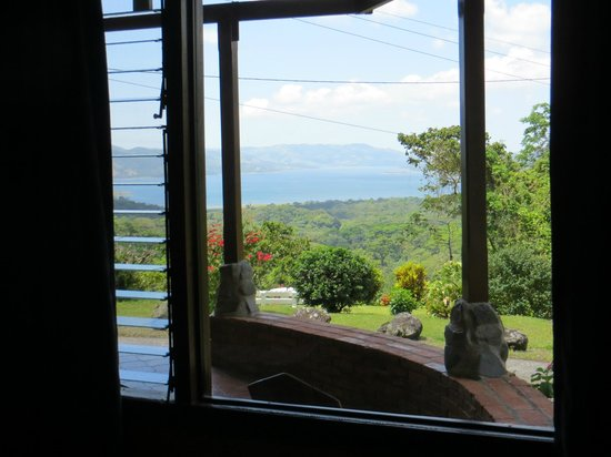 Arenal Observatory Lodge & Spa:                   View from Room