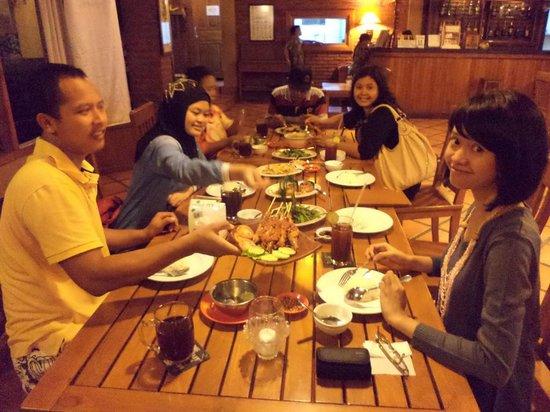 Banyualit Spa n' Resort :                                     restaurant