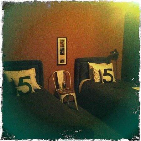 Palihotel :                   Double beds