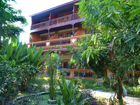 Bayon Garden Guesthouse:                   Bayon Garden Guesthouse                 