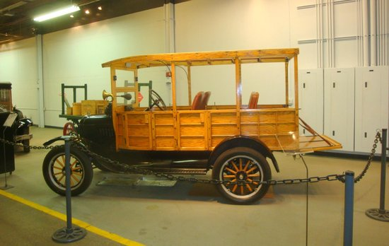 Forney Museum of Transportation: Our featured Woody Display ends April 30th, 2013
