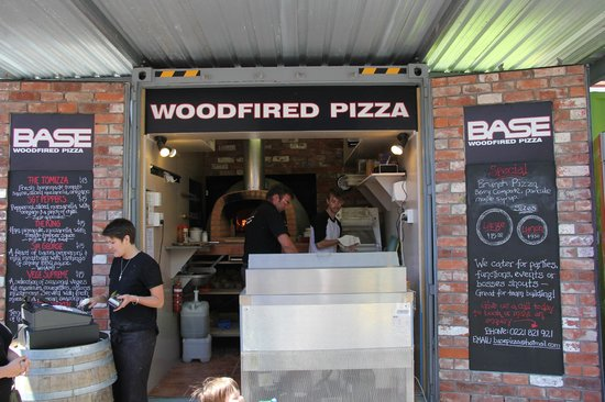 BASE Woodfired Pizza is a delight at the RE:Start mall in Ch