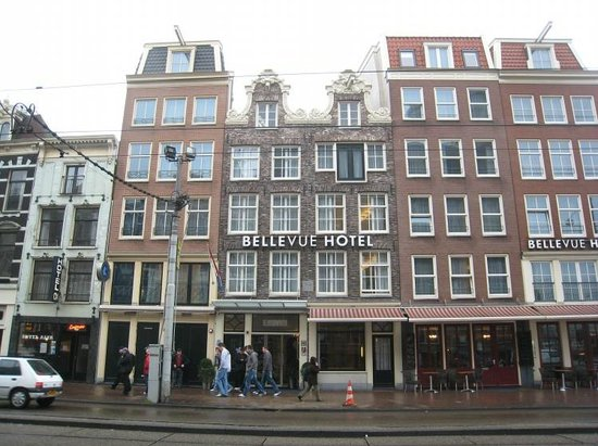 Ibis Styles Amsterdam Central Station:                                     hotel bellevue amsterdam