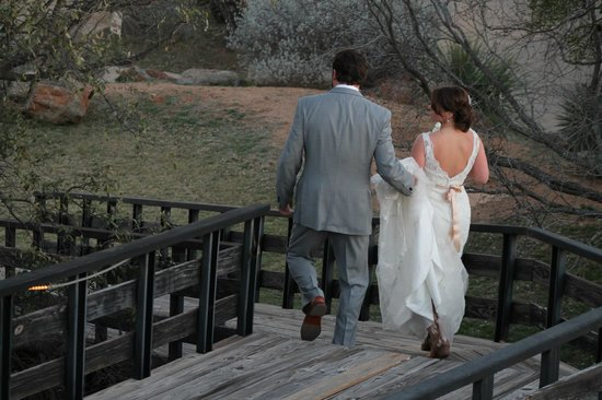 Trois Estate at Enchanted Rock:                                     grounds                                  
