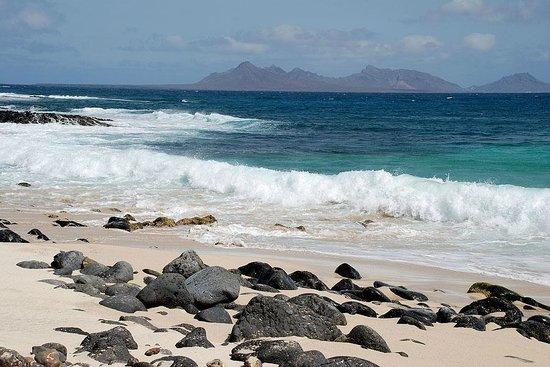 Sao Vicente, Cabo Verde:                   beach