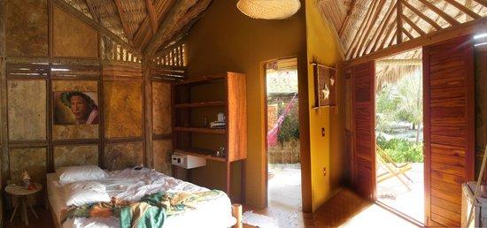 Vila Preá Cabanas & Restaurante:                                     Room