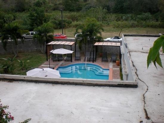Hotel Banos de Coamo:                   :)