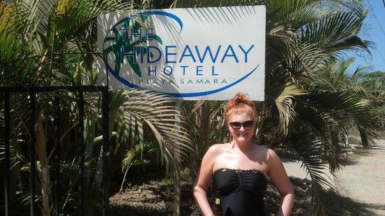 The Hideaway Hotel Playa Samara:                   Love the Hideaway!