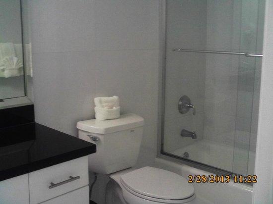 Fortune House Luxury Apartment Suites:                   Master Bath