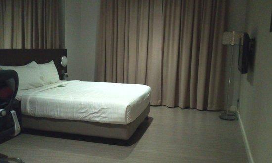 101 Hotel Bintulu:                   tune hotel bintulu room 116