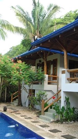 Blue Surf Sanctuary:                   home away from home