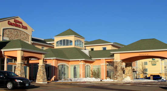 Hilton Garden Inn Amarillo: Friendly home away from home