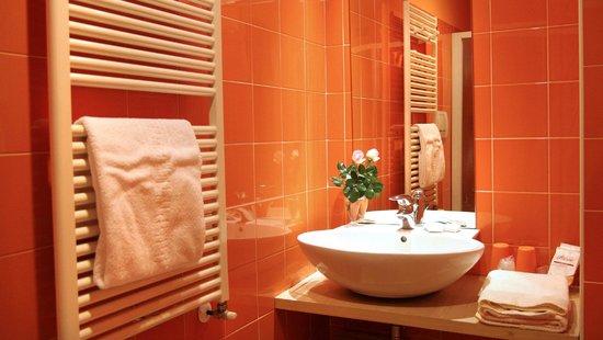 Bagno arancio picture of hotel villa marina rimini tripadvisor