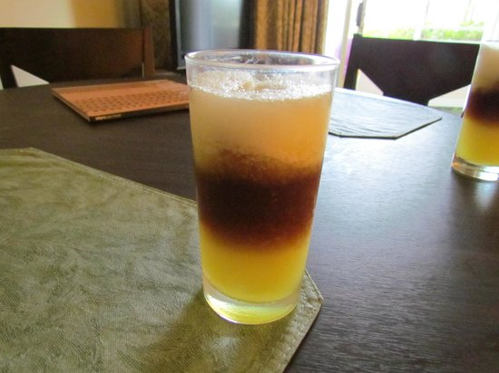 Plantation Hale Suites:                   The Plantaion Hale Mai Tai
