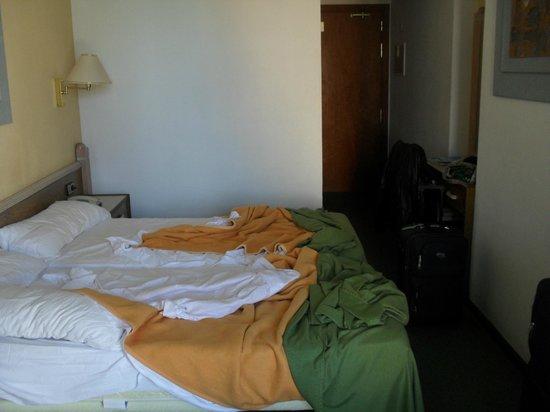 Beverly Park Hotel: Quarto