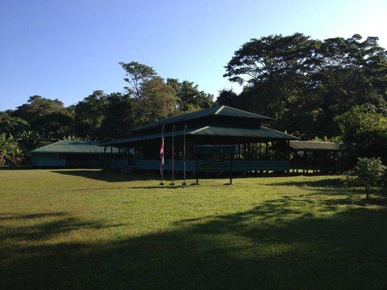 Lapa Rios Ecolodge Osa Peninsula:                   Estacion Biolgica Sirena at Corcovado National Park
