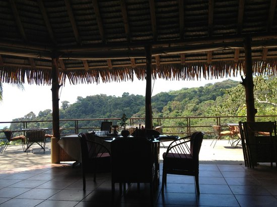 Lapa Rios Ecolodge Osa Peninsula:                   Restaurant at Lapa Rios