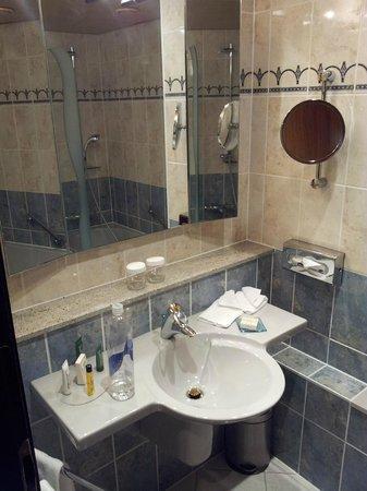 Hilton Strasbourg:                   Bath