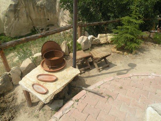 Tandir Cafe Restaurant: Items around the Restaurant