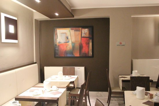 Soperga Hotel: Dining Area