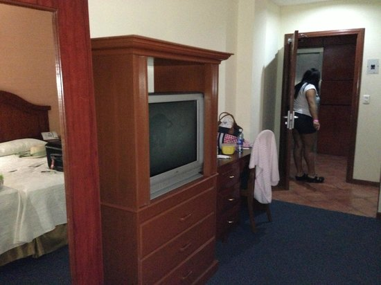 Comfort Inn Bahia Dorada:                                                       habitación