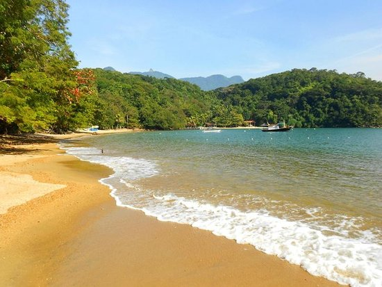Ilha Grande, RJ:                   beach