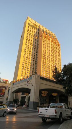 Manchester Grand Hyatt San Diego:                                     Great Location