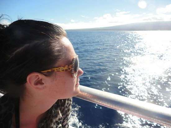 Pride of Maui:                   What a perfect day!
