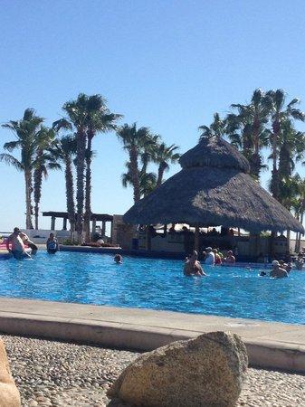 Melia Cabo Real All-Inclusive Beach & Golf Resort :                                     Pool shot