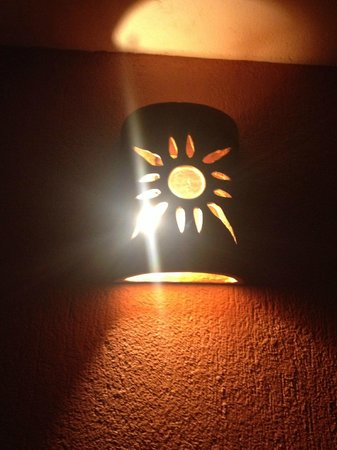 Melia Cabo Real All-Inclusive Beach & Golf Resort:                                     Pretty lamp