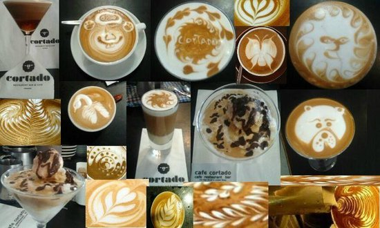 Café Cortado: Coffee is our favourite daily ritual