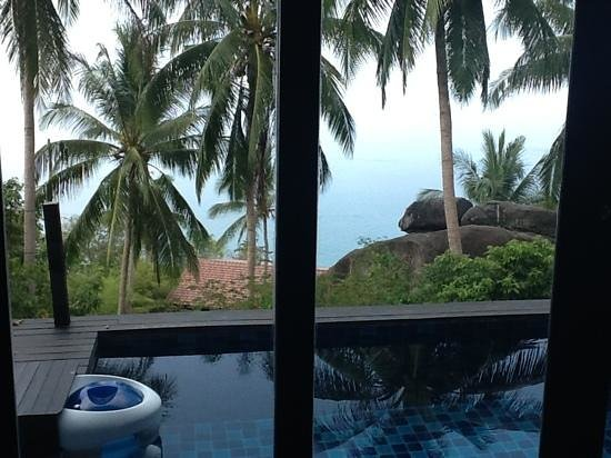 Casas del Sol - Luxury Boutique Villas:                                     view from lounge