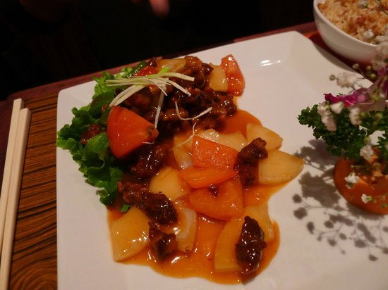 DeliBay : sweet and sour pork
