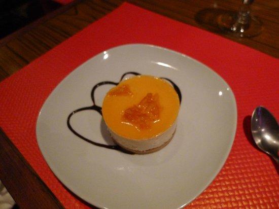 DeliBay : mango pudding