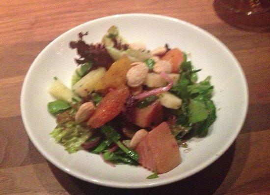 The Ranch Restaurant & Saloon:                                     Heirloom Beet Salad - Fantastic!