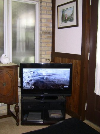 A Valley View B&B: Satellite telivision and WiFi