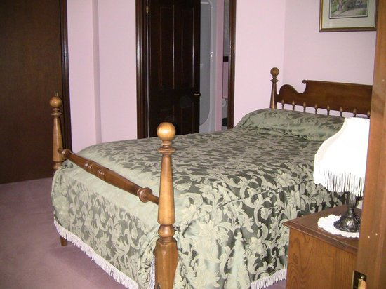 Granton, Canada: Ensuite double bedroom