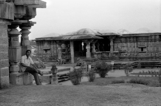Thousand Pillar Temple 35years before