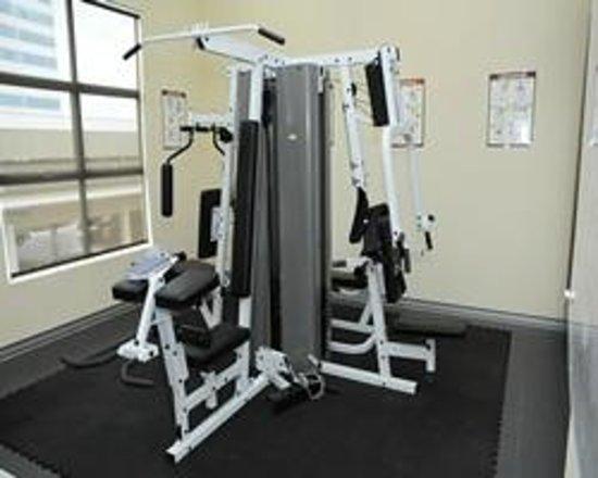 The Katerina Hotel: Gym