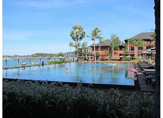 Hansar Samui Resort:                   Pool@Hansar Samui
