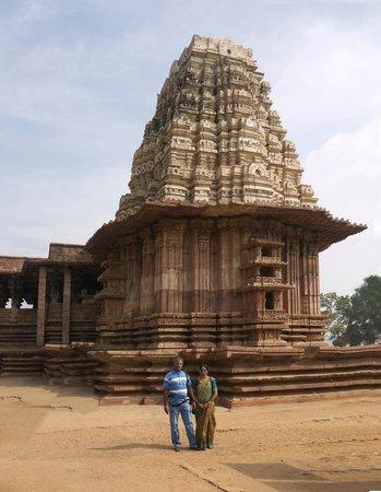 Ramappa Temple as it looks now