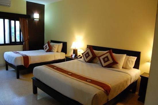 Siddharta Boutique Hotel:                   Chambre 1