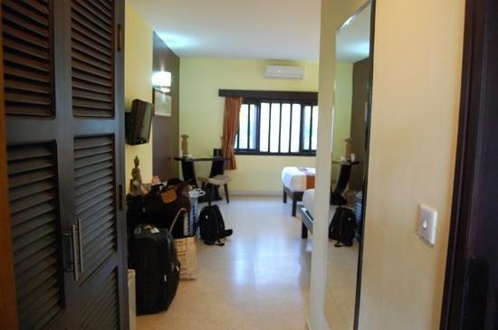 Siddharta Boutique Hotel:                   Chambre 2