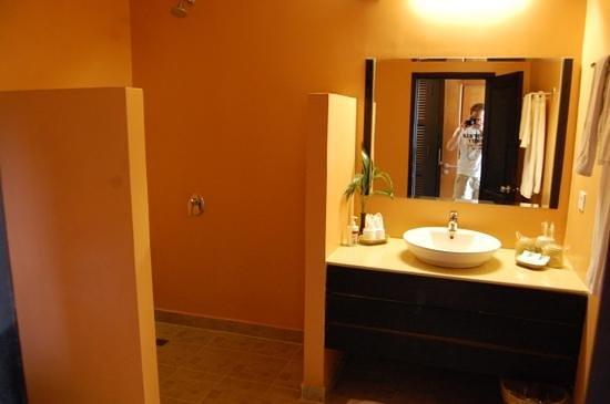 Siddharta Boutique Hotel:                   salle de bain