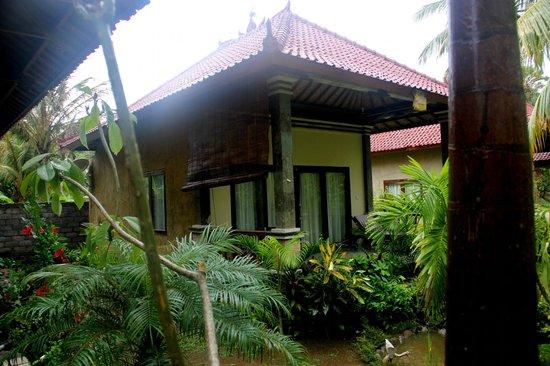 Bali Bhuana Beach Cottages:                   Un bungalow