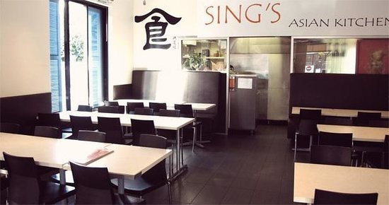 Sing's Asian Kitchen