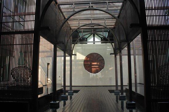 โรงแรมสรีรายา วิลล่า แอนด์ สวีท:                   Entrance