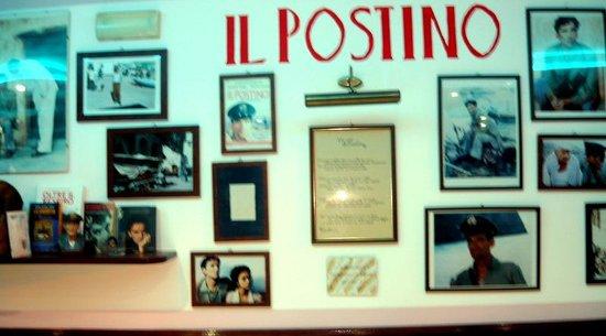 La Locanda del Postino:                   Il ricordo di Massimo Troisi